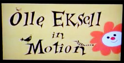『Olle Eksell in Motion』